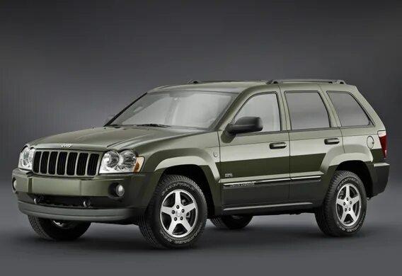 Устранение стуков рулевой рейки на Jeep Grand Cherokee WK