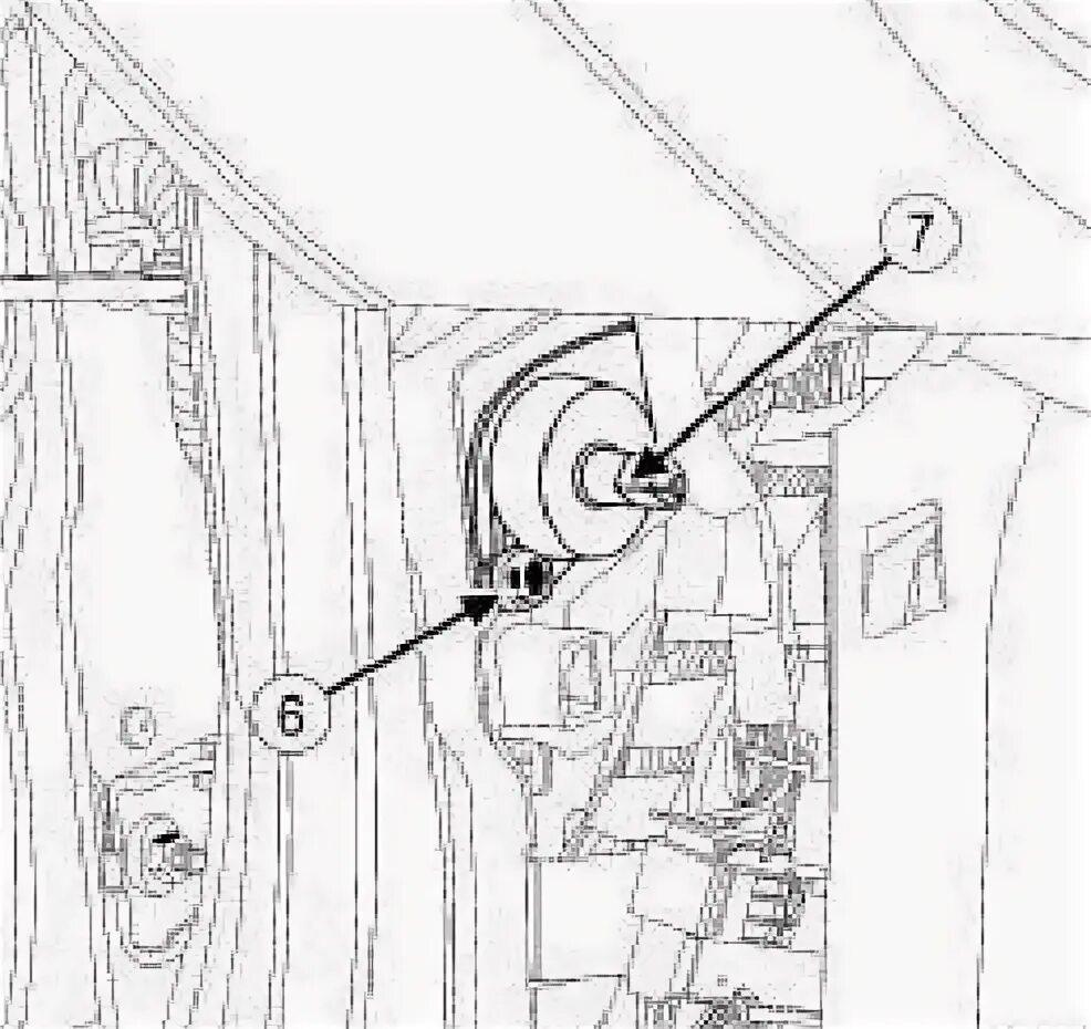 Порвался трос разблокировки капота на Renault Fluence фото