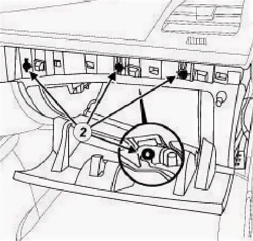 Снятие бардачка на Renault Fluence фото