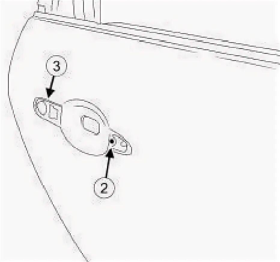 Заклинивает замок багажника на Renault Fluence фото