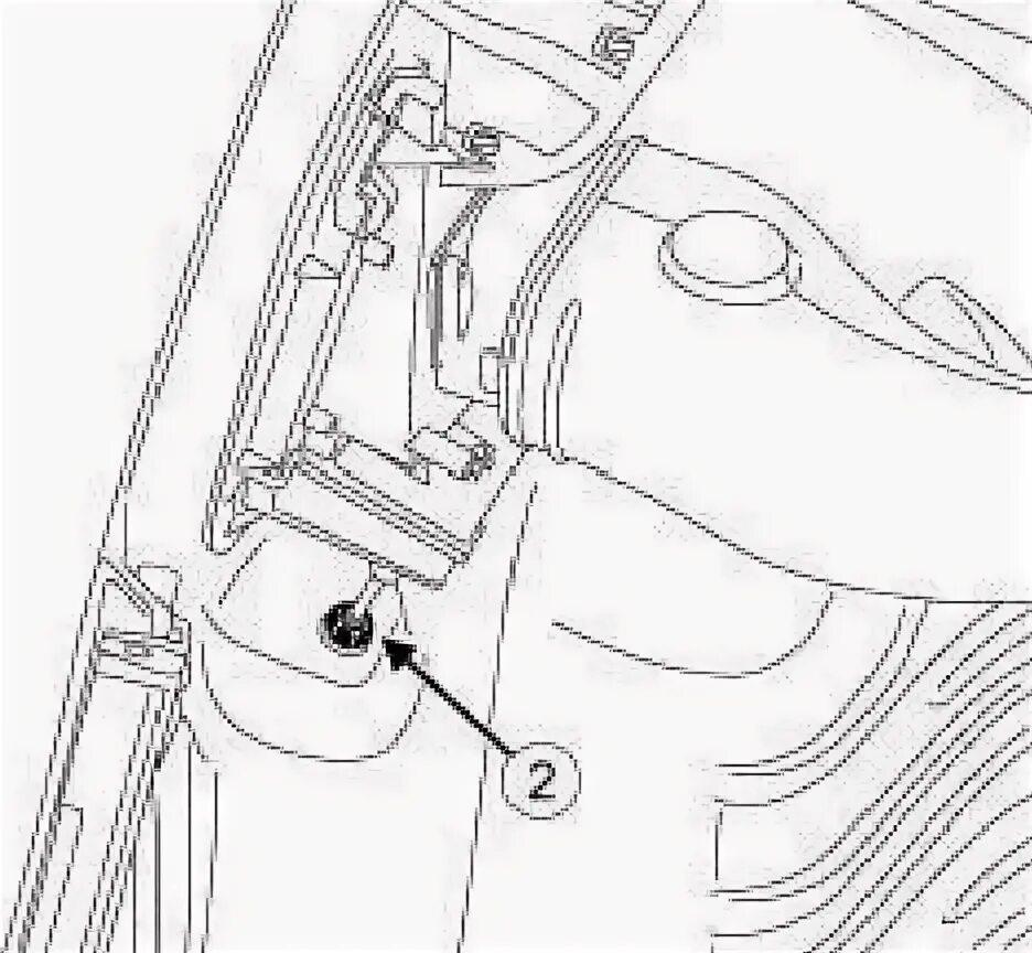 Как снять люк на Renault Fluence? фото