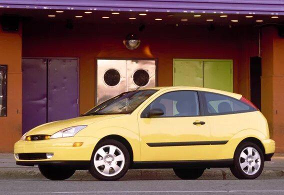 Совместимость запчастей американского и европейского Ford Focus I
