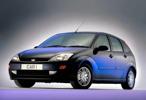 Буксировка Ford Focus I
