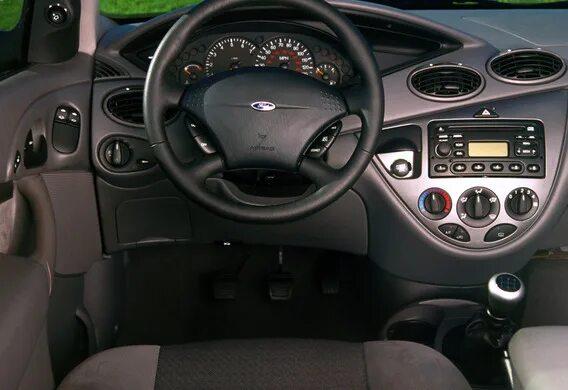 Изменение шага диапазона FM-приемника на американском Ford Focus I