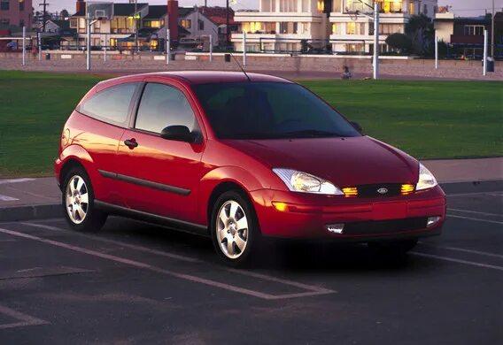 Особенности американских версий Ford Focus I