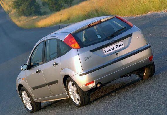 Подруливающая задняя подвеска Ford Focus I