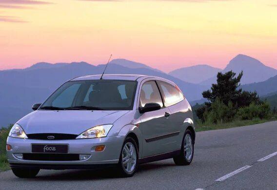 Антикоррозийная защита кузова Ford Focus I