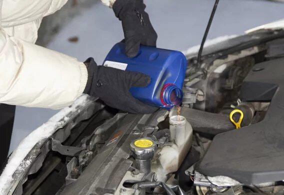 Какую охлаждающую жидкость заливать в Ford Focus I