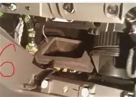 «Тройник» печки на Ford Focus I