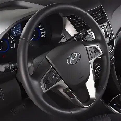 Проблемы с подрулевыми переключателями Hyundai Solaris фото