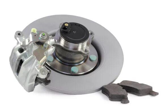 Тормозные диски и колодки для Hyundai Solaris
