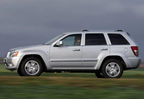 Особенности системы полного привода Quadra-Drive на Jeep Grand Cherokee WK
