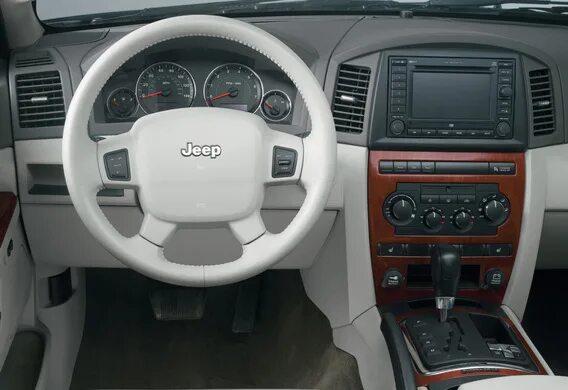 Управление круиз-контролем на Jeep Grand Cherokee WK