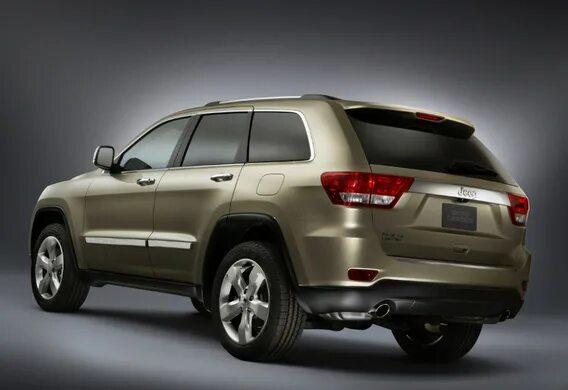 Особенности работы штатного парктроника Jeep Grand Cherokee WK2