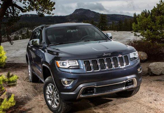 Правила преодоления брода на Jeep Grand Cherokee WK2