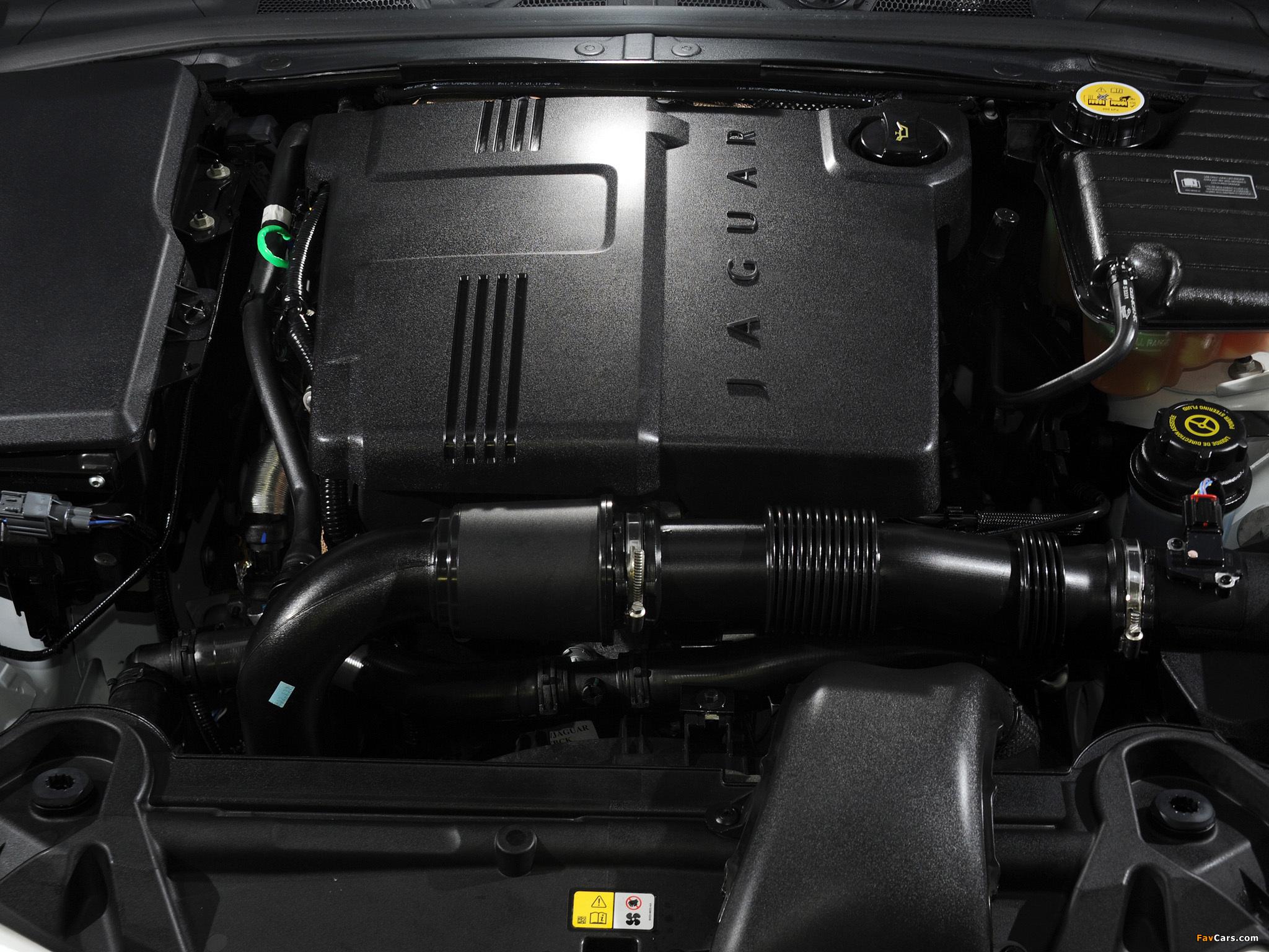 Посторонний звук при запуске двигателя на дизельном Jaguar X-Type