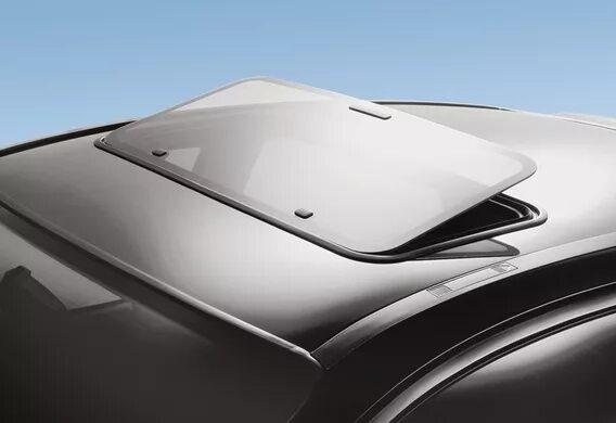 Программирование люка в крыше на Jaguar X-Type