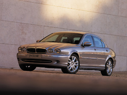 Jaguar X-Type I поколение 2001-2008 седан 4