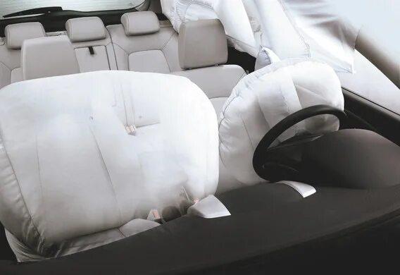 В чем причина срабатывания индикатора подушек безопасности в Chery Bonus?