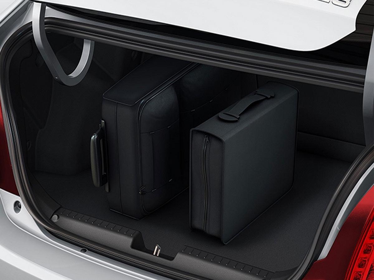 Как решить проблему попадания воды в поддон с запасным колесом в багажнике Chery Bonus?