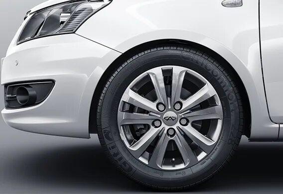 Почему часто ломаются колесные диски Chery Bonus украинского производства?