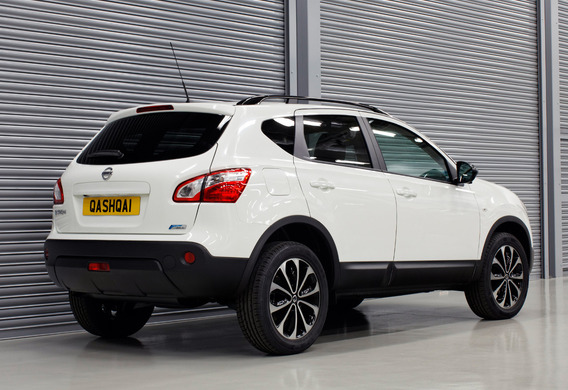 Каков объем топливного бака на Nissan Qashqai II?