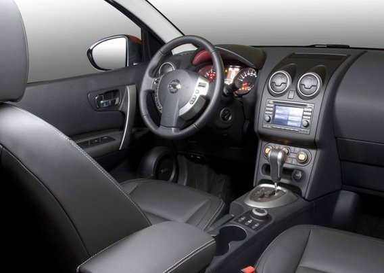 Регулировка стояночного тормоза на Nissan Qashqai I
