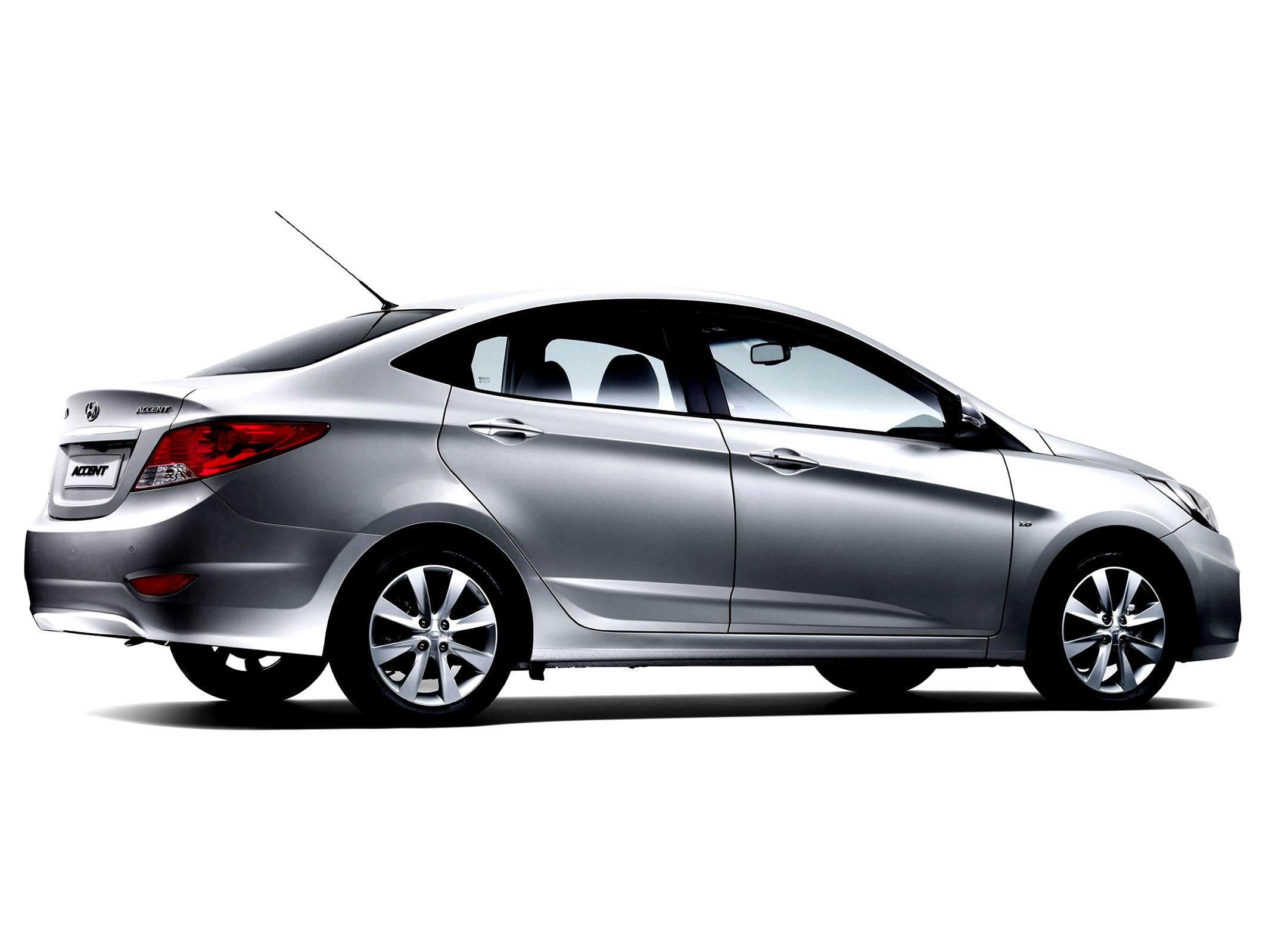 Эволюция задней подвески Hyundai Solaris