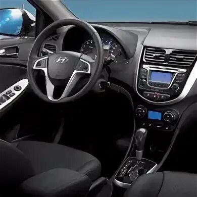 Какая аудиоподготовка есть в базовой комплектации Hyundai Solaris? фото