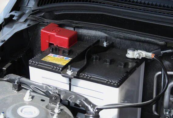 Какой аккумулятор установлен в Hyundai Solaris?