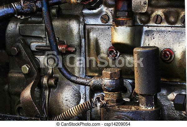 Течет моторное масло из двигателя
