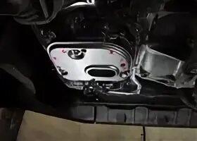 Как поменять масло в АКПП Volkswagen Tiguan