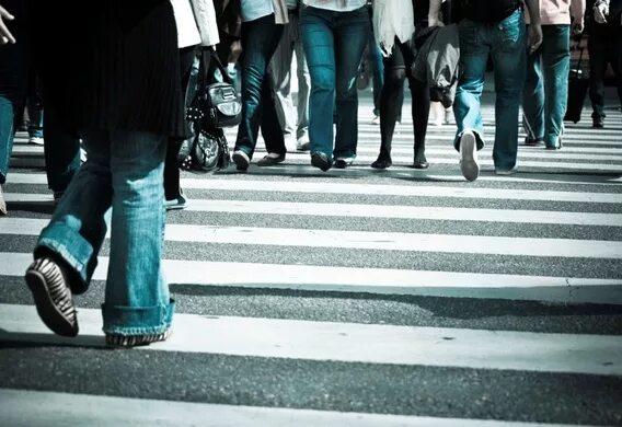 Как правильно перейти дорогу