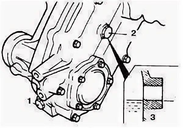 Как поменять масло в раздаточной коробке Mitsubishi Pajero 4