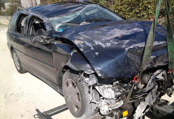 Как считается гибель машины