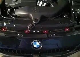 Как снять передний бампер, чтобы заменить фару на BMW 3 F30/F31