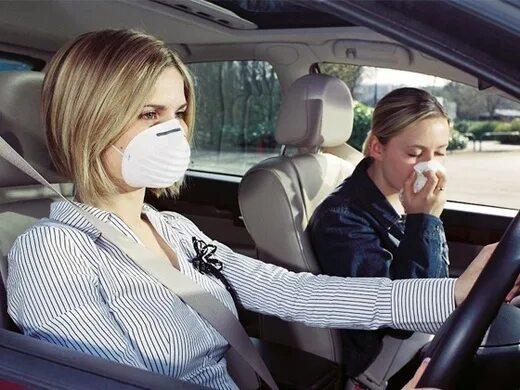 Запахи в салоне автомобиля