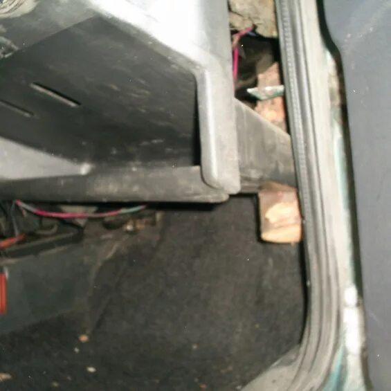 Замена радиатора печки ВАЗ 2108, 2109 или 21099 фото